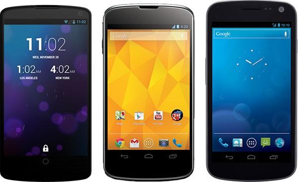 На смартфонах Nexus обнаружилась SMS-уязвимость