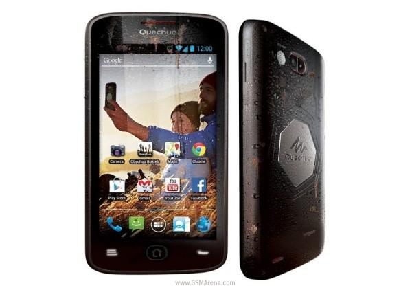 Quechua 5 – прочный смартфон на все времена года