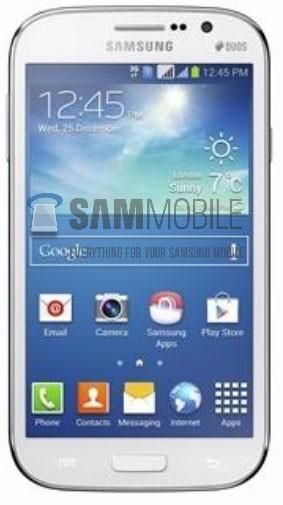 Samsung готовит смартфон Galaxy Grand Lite