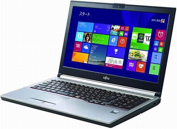 Fujitsu анонсировала мобильную рабочую станцию CELSIUS H730