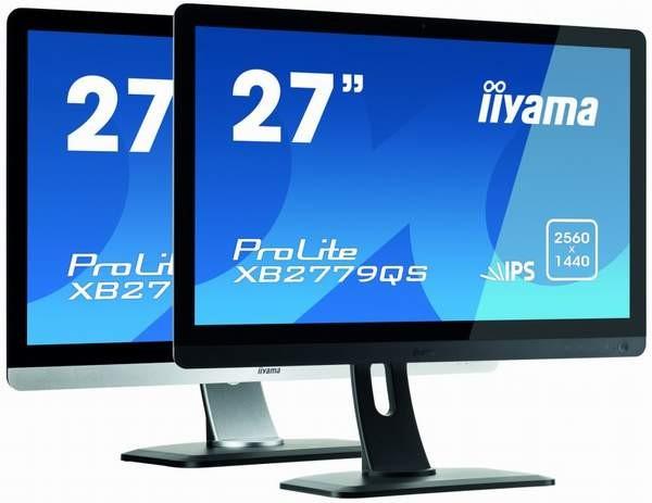 Монитор iiyama XB2779QS с улучшенной цветопередачей