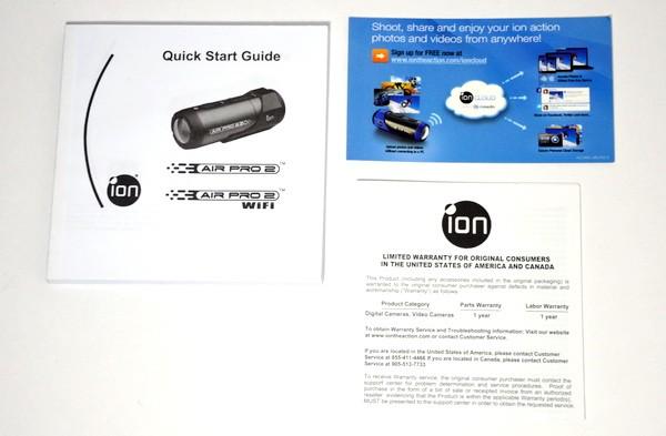 Обзор iON Air Pro 2 Wi-Fi: американская экшн-камера для профи и не только