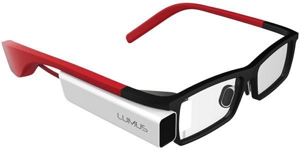 Lumus DK-40: представлен полноценный конкурент Google Glass