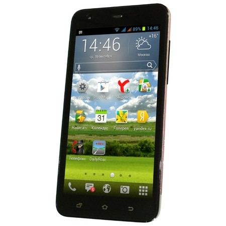 GlobusGPS GL-800: навигатор с внешностью смартфона