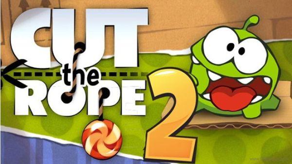 Cut the Rope 2 выходит на iOS