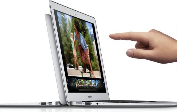 Сенсорные ноутбуки нынче в моде