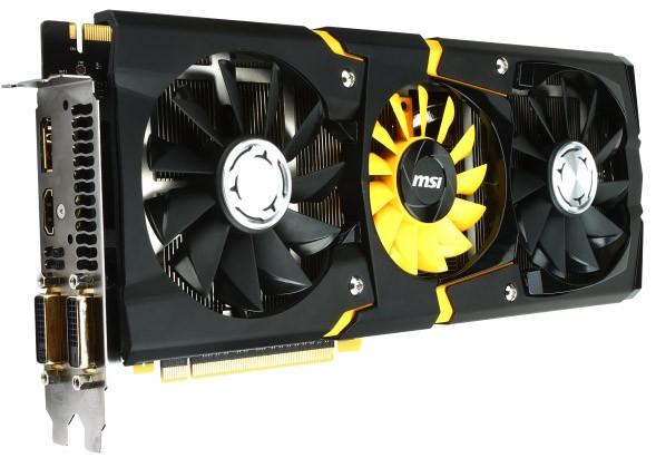 Ждем релиза мощнейшей видеокарты MSI GeForce GTX 780 Lightning LE