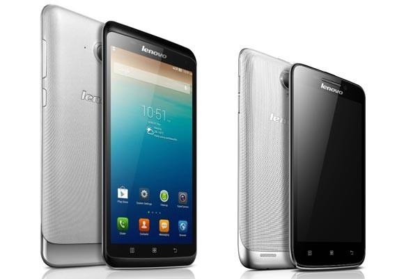 Lenovo анонсировала смартфоны S930 и S650