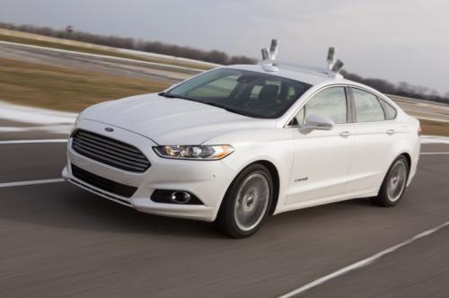 Ford разработал собственный автономный автомобиль
