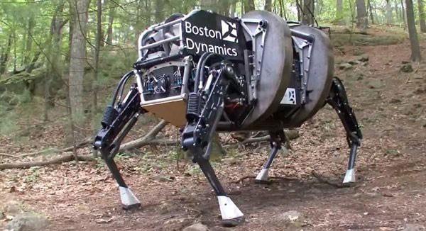 Google поглотил создателя роботов Boston Dynamics