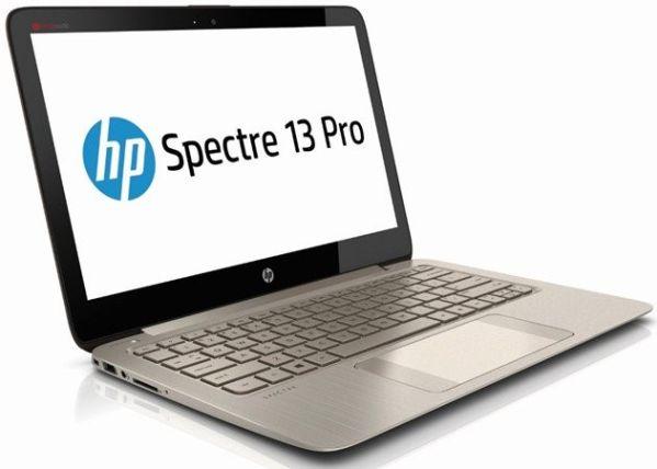 В России представлен ультрабук бизнес-класса HP Spectre 13 Pro