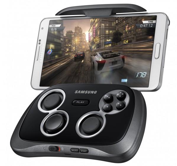 Геймпад Samsung GamePad превратит любой смартфон в игровую консоль
