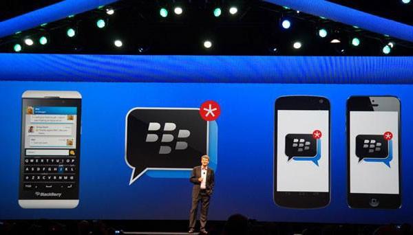 Новые смартфоны LG получат предустановленный клиент BBM