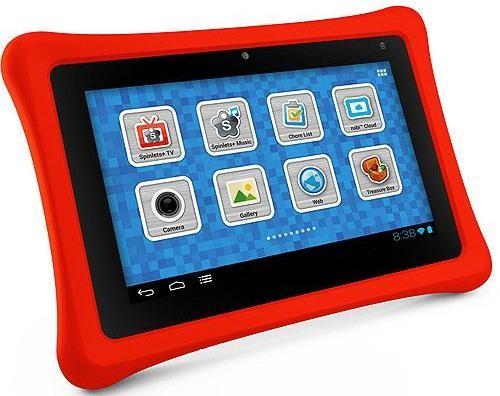 Планшет Fuhu Nabi 2 разработан специально для детей