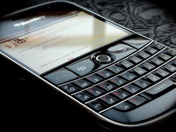 BlackBerry определилась с направлением деятельности