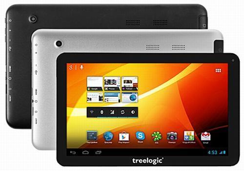 Выпущен бюджетный планшет Treelogic Brevis 1005DC 3G 16Gb