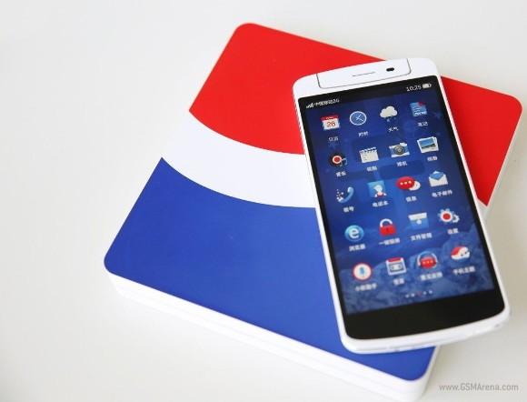 На рынке появился смартфон Pepsi N1