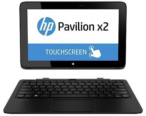 HP выпустила трансформер Pavilion x2 с процессором Intel