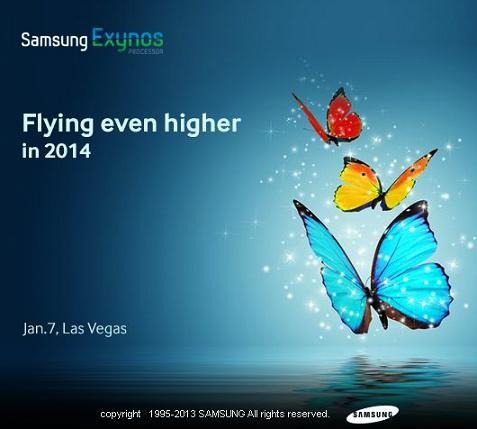 Samsung представит 64-битный Exynos на CES 2014