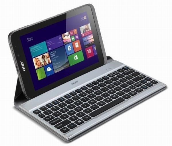 Бизнес-планшет Acer Iconia W4 поступил в продажу