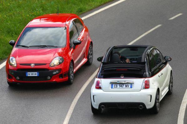 Мини-кар Fiat Punto канет в Лету