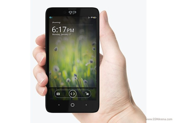 Geeksphone анонсировала скорый выход смартфона с двумя ОС