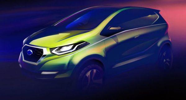 Datsun показала, как будет выглядеть ее первый концепт-кар