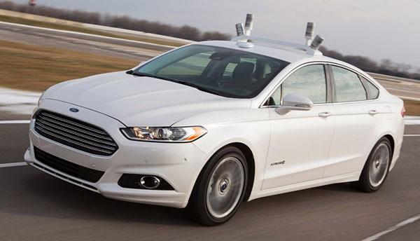Ведущие ученые помогут Ford в разработке беспилотных автомобилей