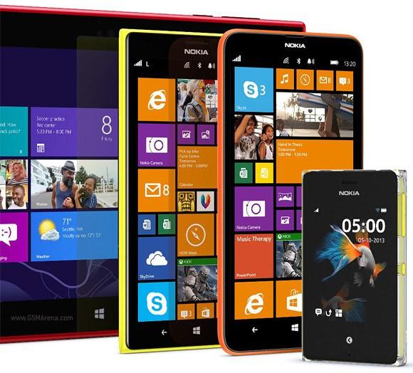 Nokia отчиталась за 2013 год