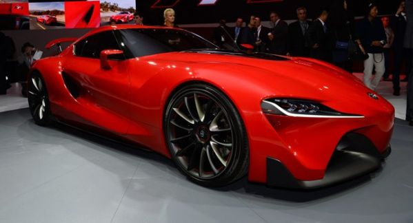 Toyota – лидер автопрома по итогам 2013 года