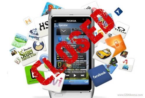 Nokia прекратила поддержку MeeGo и Symbian