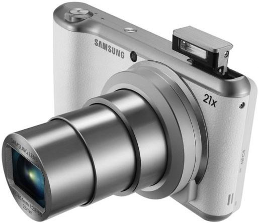 Samsung представил очень быструю Galaxy Camera 2