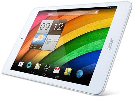 Acer обновил бюджетные планшеты Iconia A1 и B1