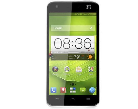 ZTE представила модельный ряд смартфонов, который дебютирует на CES 2014