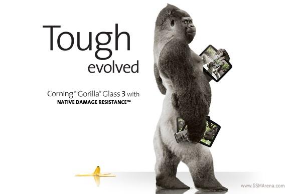 Corning готовит стекло 3D Gorilla Glass