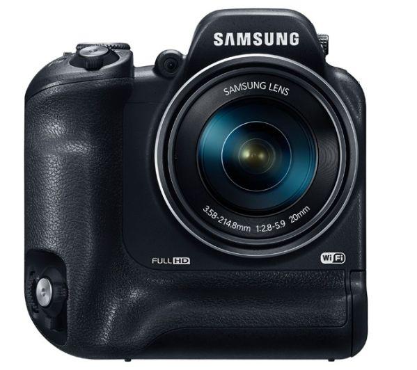 CES 2014: Samsung представила камеру с 60-кратным зумом