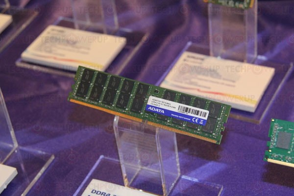 CES 2014: Adata представила модули памяти DDR4