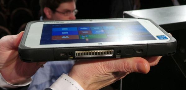 4 конкурента усиленному планшету Panasonic Toughpad FZ-M1