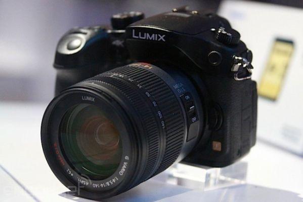 CES 2014: беззеркалка Panasonic GH пишет 4К-видео