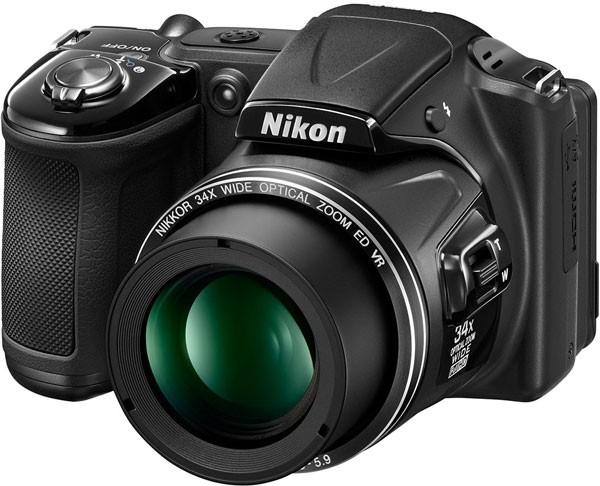 CES 2014: ультразум Nikon Coolpix L830