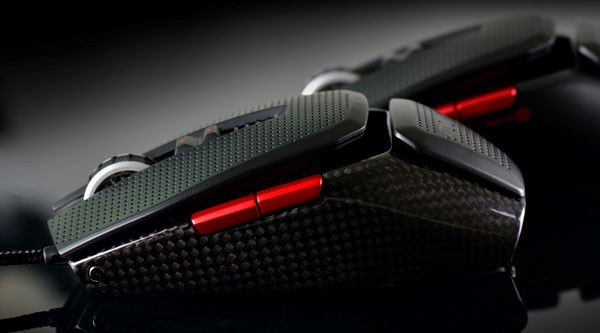 CES 2014: EVGA показала мышь-первенца TORQ X10 Carbon