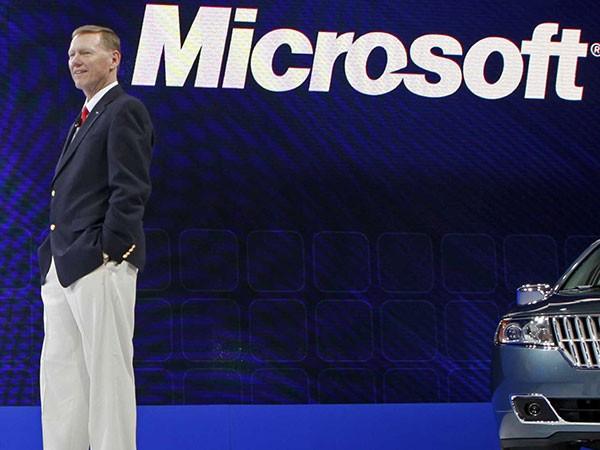 Глава Ford не хочет возглавлять Microsoft
