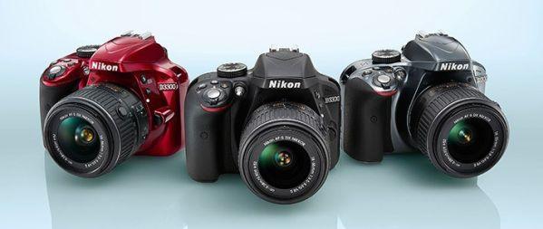 CES 2014: «зеркалка» Nikon D3300 дебютировала в Лас-Вегасе