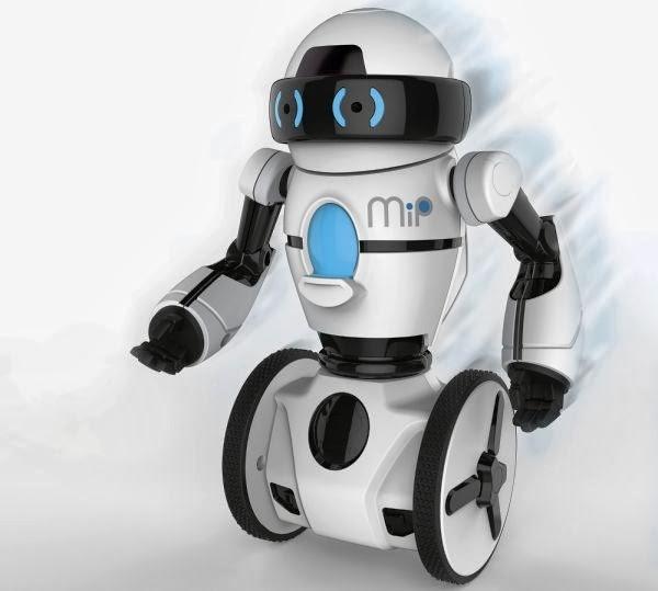 CES 2014: WowWee анонсировала робота MiP