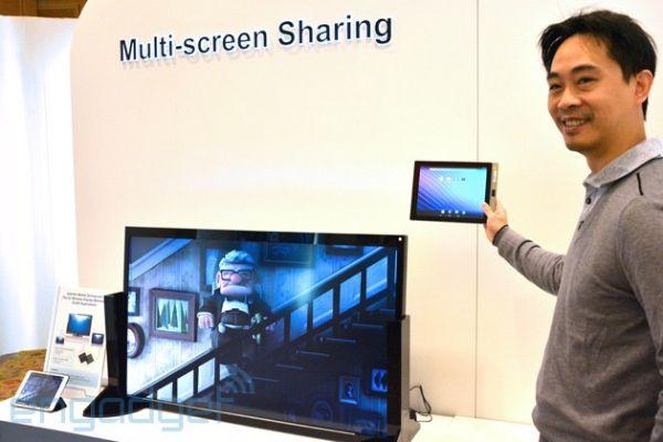 CES 2014: MediaTek усовершенствовала Miracast