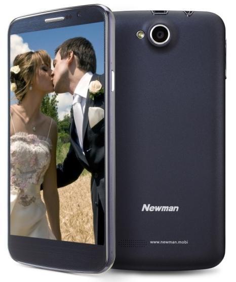 Смартфон Newman K2S получил восьмиядерный процессор
