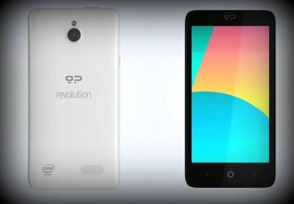 Новый смартфон Geeksphone Revolution с Android и Firefox OS засветился на фото