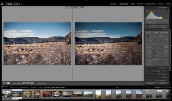 Adobe выпустит Lightroom для iPad