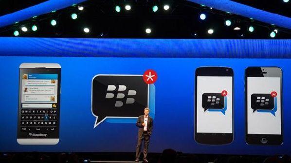 BlackBerry назвала Windows Phone непопулярной платформой