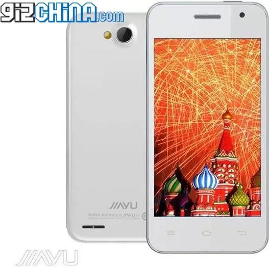 JiaYu F1: представлен смартфон за 49 долларов